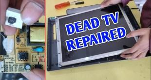 dead lcd led repairing