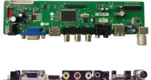 T.R85.031 board software