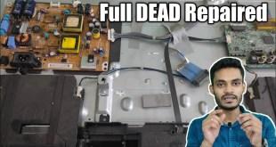 led tv repairing cost in india