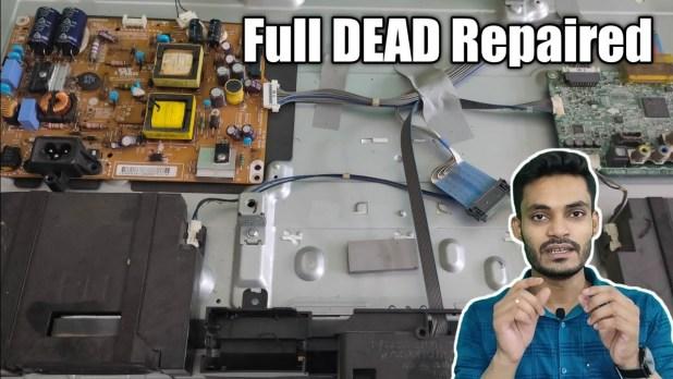 led repairing cost