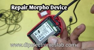 Repair Morpho Device