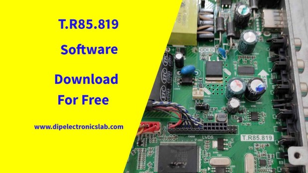 T.R85.819 Software