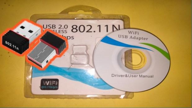 WiFi Adapter 802.11n Software