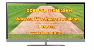 DDBTVVJU32HH12XAH Videocon TV Software