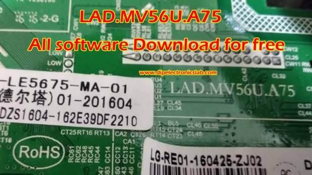 LAD.MV56U.A75 All software