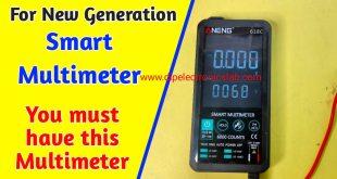 smart digital multimeter