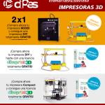 Navidad 2016 Impresoras 3D