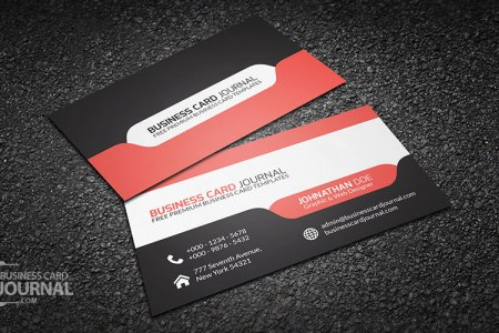 35 Best PSD Business Card Templates   Web Design Inspiration     PSD Business Card