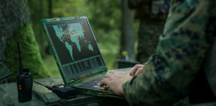 cyber guerra