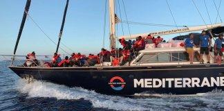 ONG sfidano l'Italia
