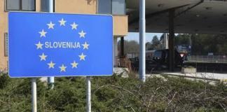 confine sloveno