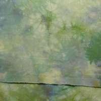 Late Summer: Medium light blue-green-yellow