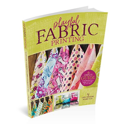 Playful Fabric Printing Cover