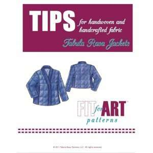 Tips for handwoven fabrics booklet