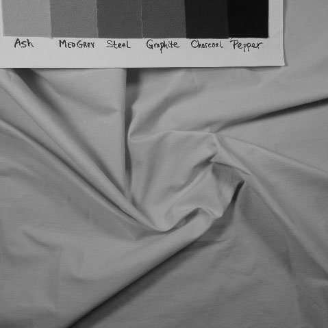 Prime primrose fabric in black and white to show value