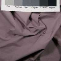 Medium taupe violet fabric