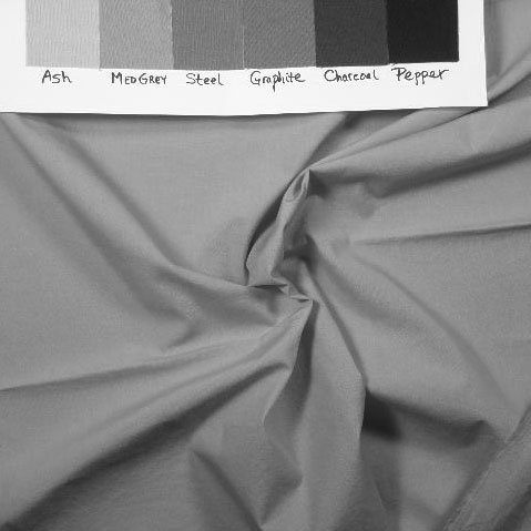 Old gold fabric in black and white to show value