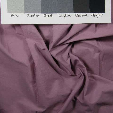 Medium light red-violet solid fabric
