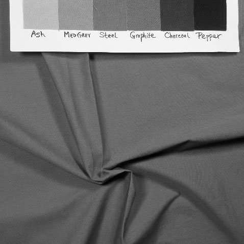 """Medium grey-green-taupe solid, 21"""" piece on 419"""