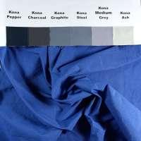 Medium dark blue-violet on 419 broadcloth, unironed.