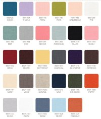 Brussels washer linen colors