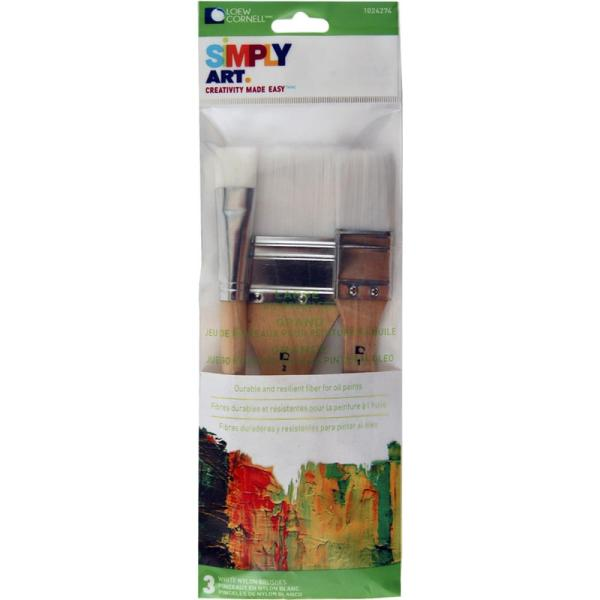 brushes 3 pack
