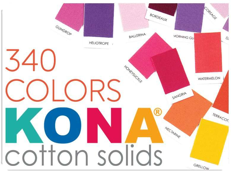 Kona PFD or over 300 more colors by the bolt