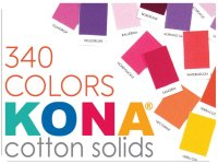 Kona 340 colors