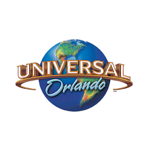 Universal Studios Logo. Orlando Theme Park Ticket