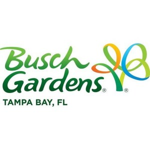 Busch Gardens Tampa Logo at DIP TRAVEL Orlando PARK TICKETS