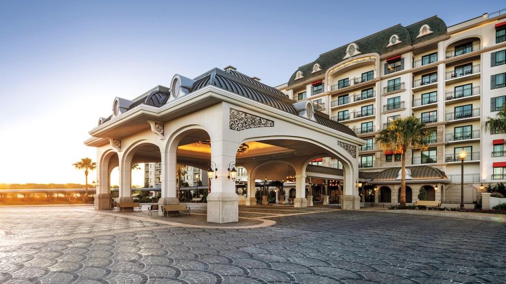 Suites at the Walt Disney World Resort