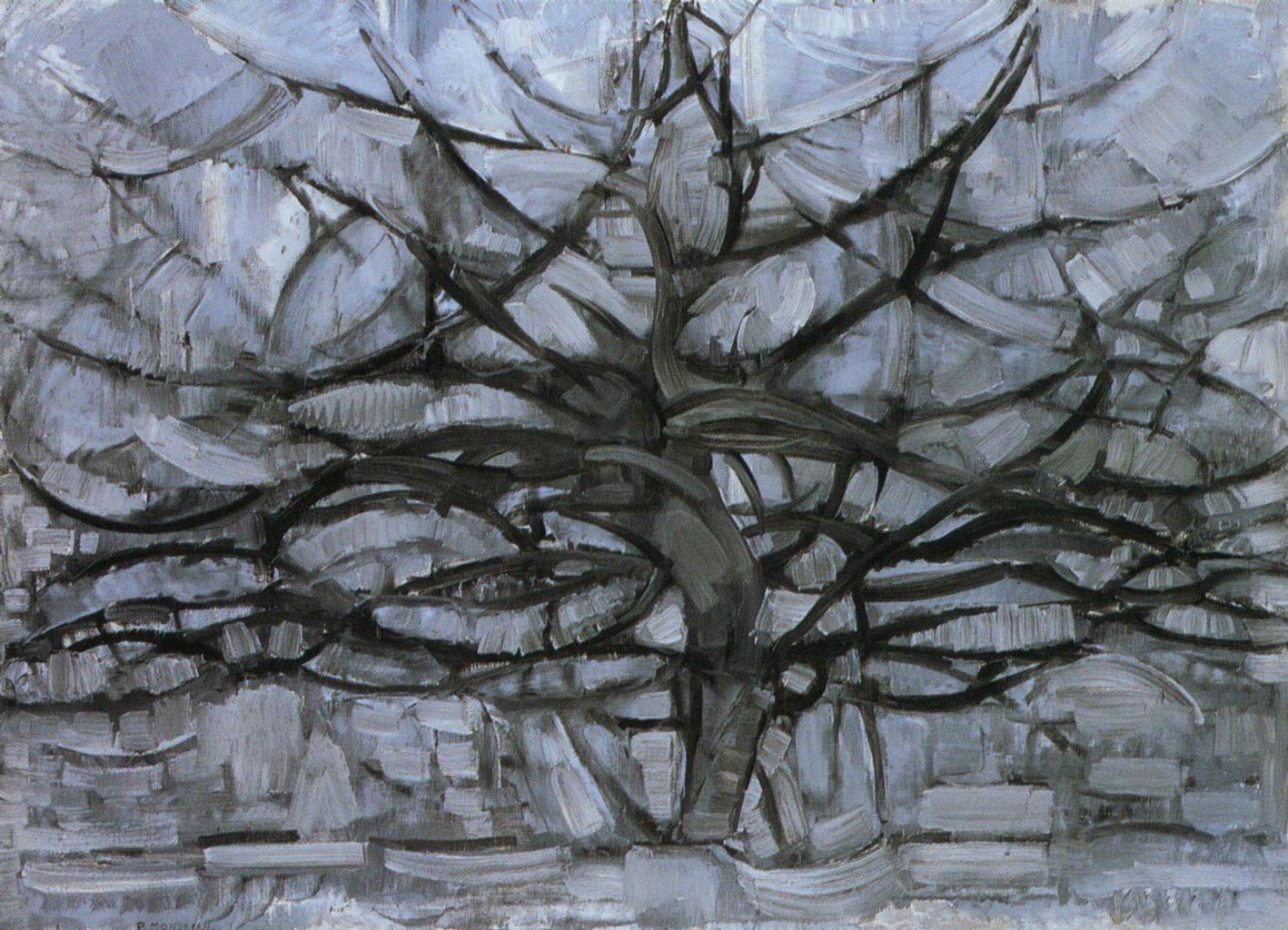 """Résultat de recherche d'images pour """"les arbresde mondrian"""""""