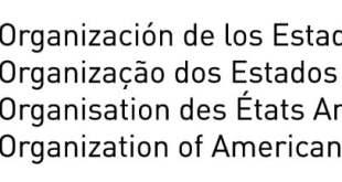 OAS :: Logo en Cuatro Idiomas