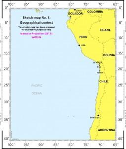 Disputa Marítima (Peru v. Chile). Fallo de la Corte Internacional de Justicia