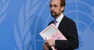 Zeid Ra'ad Al-Hussein. Foto: ONU/Jean-Marc Ferré