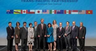 México, Perú y Chile firman el TPP junto a otros nueve países