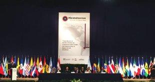 Imagen de la primera Reunión Ministerial para la Implementación del Marco de Sendai sobre la Reducción del Riesgo de Desastres en las Américas. Foto: Radio ONU/Carla García