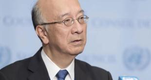 Koro Bessho, presidente en turno del Consejo de Seguridad. Foto: ONU/Mark Garten