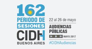 CIDH culmina Periodo Extraordinario de Sesiones en Argentina