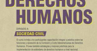 CIDH – Curso sobre el Sistema Interamericano de Protección de Derechos Humanos