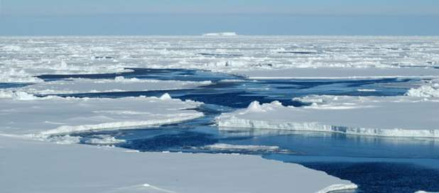 Calentamiento global Foto: UNEP