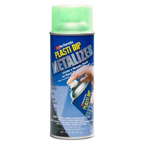 Plasti Dip Metalizer Verde
