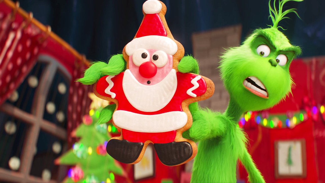 A Juvenile Yet Fun Holiday Romp The Grinch