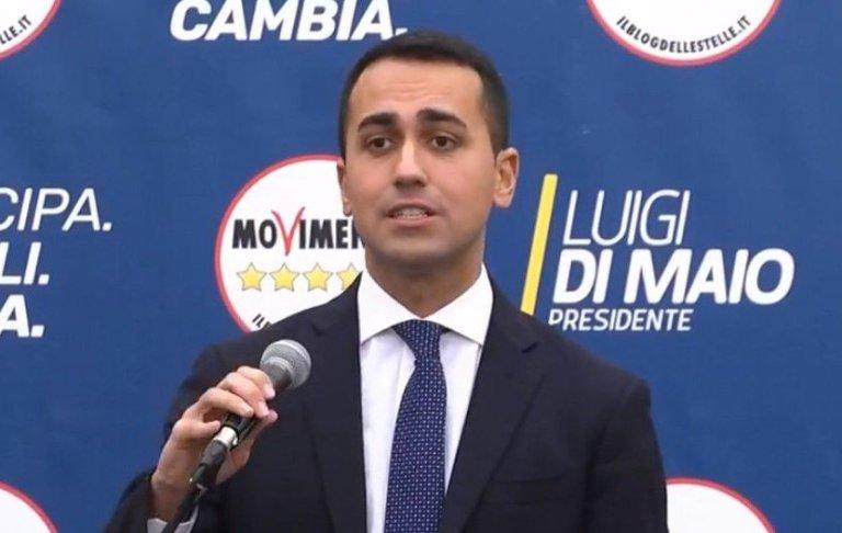 Luigi Di Maio - vicepremier e ministro