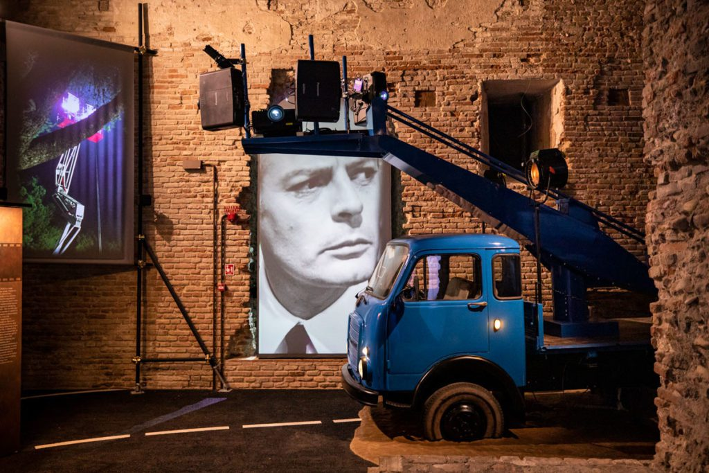 Museo Fellini foto credit @ Lorenzo Burlando
