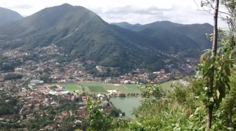 Vista de Teresópolis