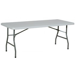 tables pliantes polyethylene