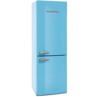 Montpellier MAB385PB Fridge Freezer