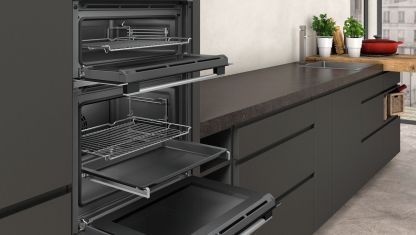 Neff U1ACE2HNOB Double Oven