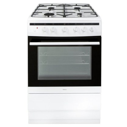 Amica 608GG5MSW Gas Cooker